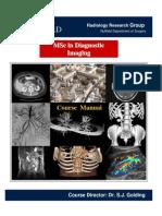 MSc Diagnostic Imaging Handbook 2008-9