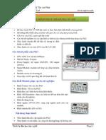 PLC Mô hình tự động hóa S7-300