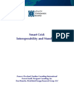 Smart Grid - Interoperability and Standards White Paper v6