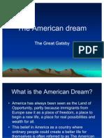 The American Dream[1]