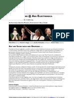PR_FemousOrigins @ ARS Electronica