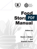 Food Storage Manual