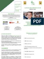 Plaquette Concours de chefs bio - Agribio 13 et 84