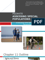 Assessing Special Population - Aging