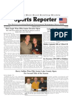 August 24, 2011 Sports Reporter