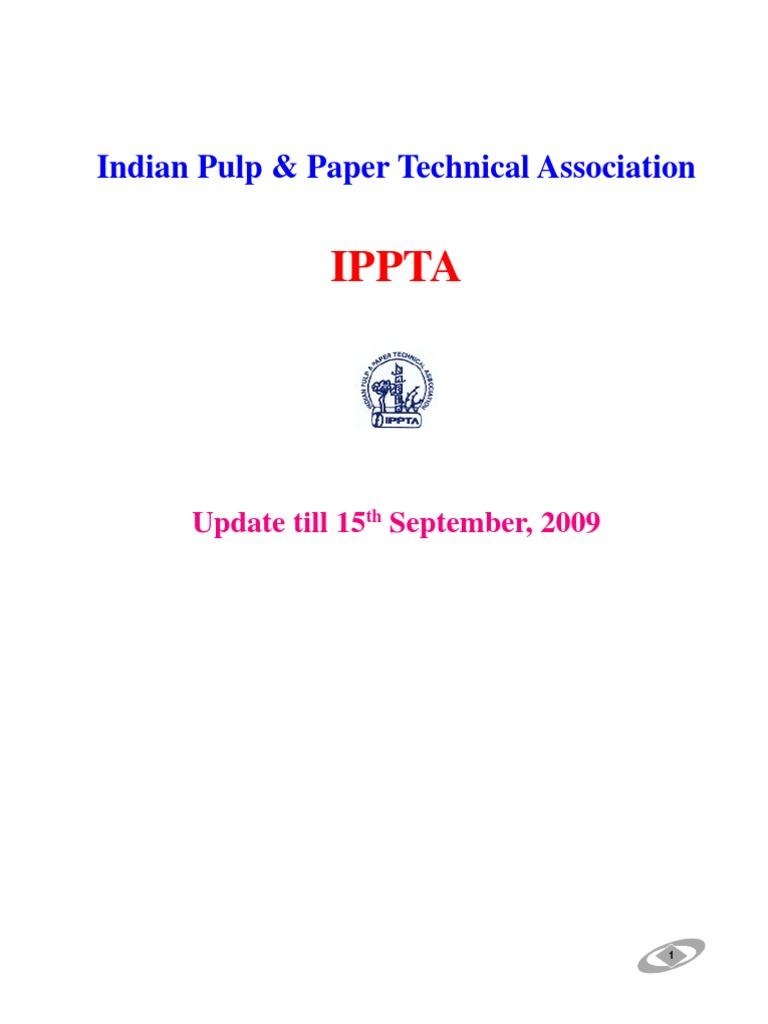 IPPTA-Members List Paper Mills