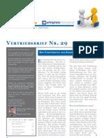 dipeo-Vertriebsbrief Juli 2011