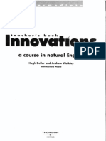 Innovations Intermediate Teacher's Book