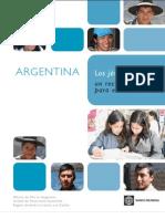 Juventud Argentina - Situación - 2008