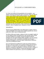 Bibliografia Basica y Complement Aria Ensayo
