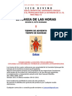 Liturgia Horas Vol i- Espanhol