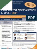 Forderungsmanagement IS-U 2011