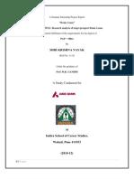 Axis Bank Report Nayak Oo007