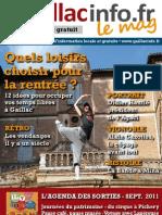 Gaillacinfo Le Mag n°4 - septembre 2011
