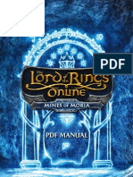 LOTRO MOM Manual Spanish