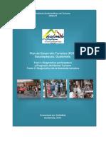 Diagnóstico de la demanda turística del departamento de Sacatepéquez, Guatemala
