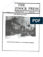 Puddledock Press August 2011