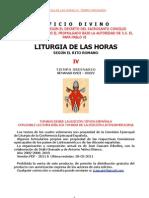 Liturgia Horas Vol IV- Espanhol