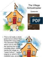 the Village Schoolmaster[1]
