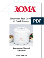 ARC 840 Instruction Manual