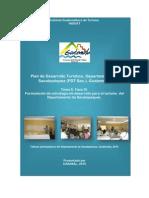 Formulación de estrategias de desarrollo turístico para el departamento de Sacatepéquez, Guatemala