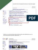 Présentation referencement Google