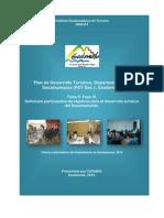Identificación de objetivos de desarrollo turístico del departamento de Sacatepéquez, Guatemala