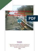 sulis.doc.system/Rancangan Programa Penyuluh Pertanian WKPP Senipah Tahun 2012