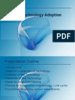 New Technology Adoption