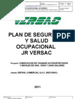Plan de Seguridad y Salud Ocupacional