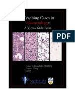 Teaching Cases in Hematology a Virtual Slide Atlas