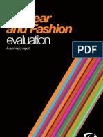Fear and Fashion Summary