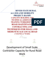 Lecture 16 - Dev. of Small Scale Contractor Capacity.gp