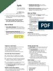 Guide Literary Analysis