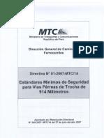 Ministerio Peru