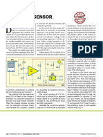 Dewpoint Sensor