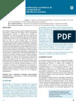 Evaluacion Economica Intervenciones Terapeuticas