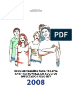 Consenso HIV Aids Adulto 2008