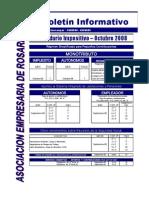 Boletin Informativo - Octubre 2008
