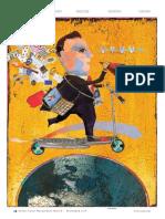 1 SCMgr as Global Economist SCMR Norbridge