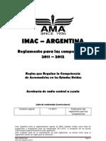 to IMAC 2011-2012