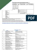 Cronograma Programacion Cursos Sistemas Virtual