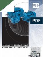 Motores Trifásicos WEG W21 - INDUSELL S.R.L.