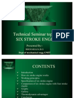 Six Stroke Engine ion