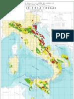 mappa-trivellazioni mare mediterraneo