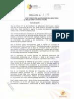 Instructivo para Licencias de Importación - Resolución 17 del COMEX