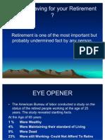 Secret for Successful Retirement