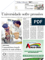 Folha Do Estado - 16 de Maio 2011