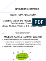 6. TDMA FDMA CDMA