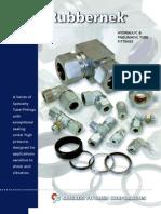 Hydraulic Pneumatic Tube Fittings